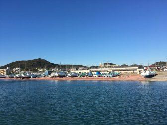 船形港釣り場