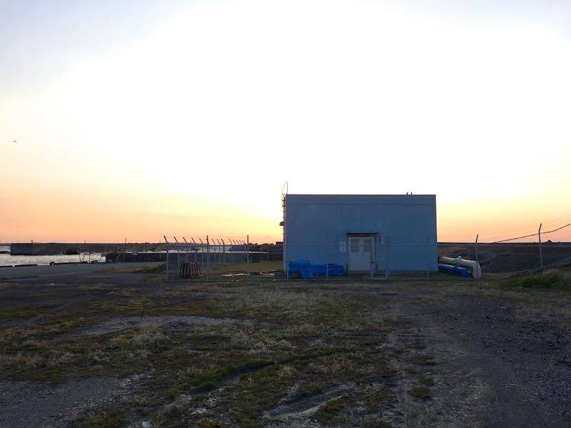 乙浜港の釣り場18