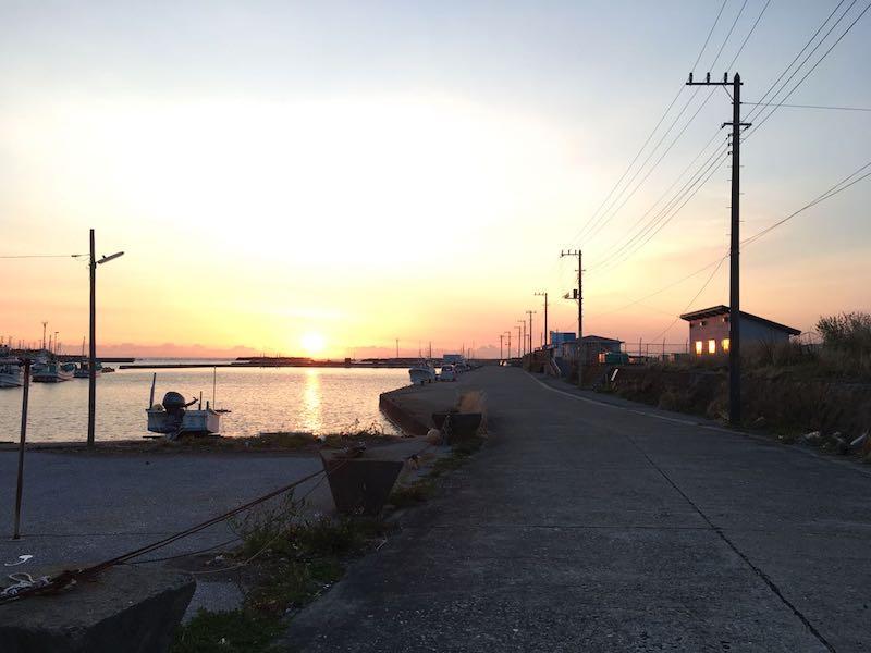乙浜港の釣り場13