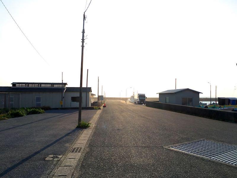 千倉港平舘港の釣り場07