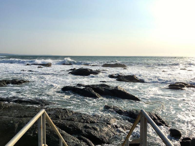千倉港平舘港の釣り場34