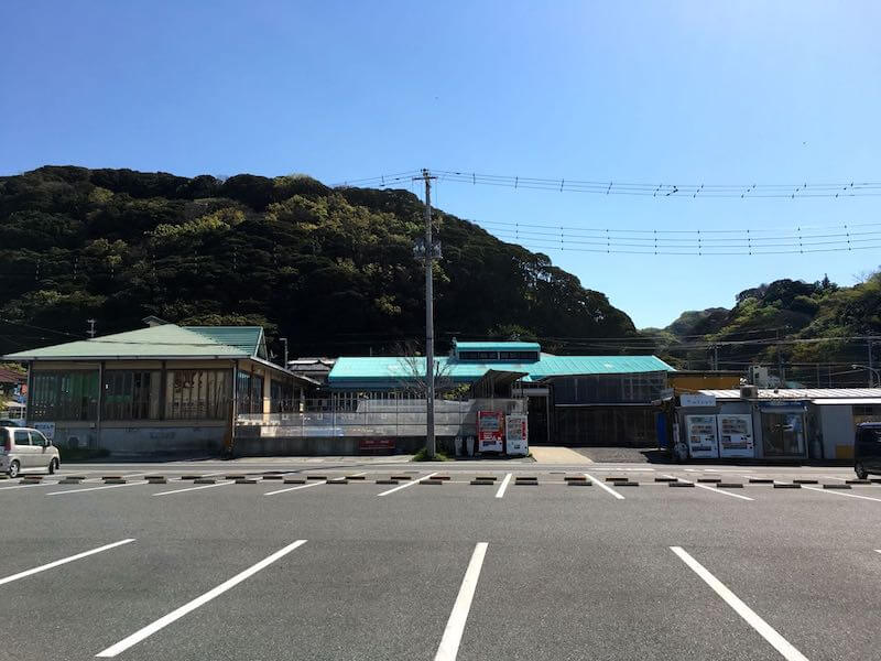 保田港の釣り場13