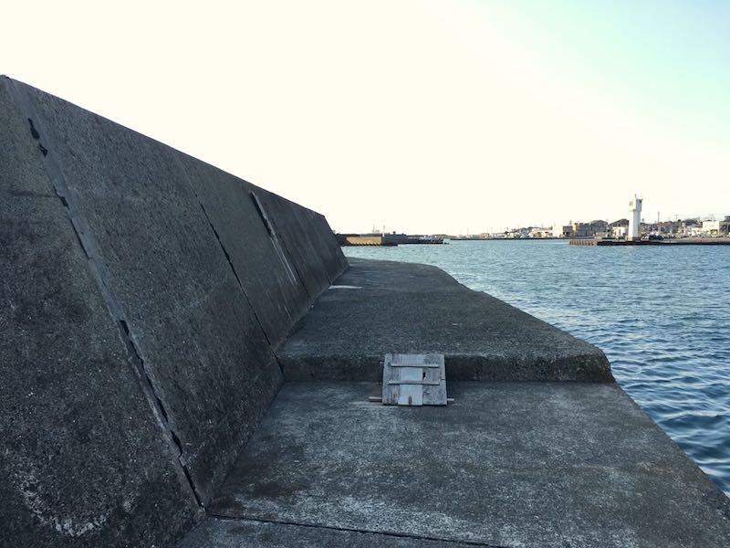 千倉港平舘港の釣り場14