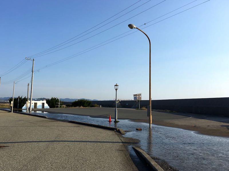 千倉港平舘港の釣り場23
