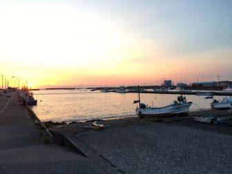乙浜港の釣り場12