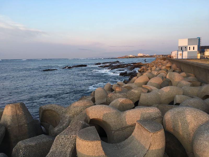 乙浜港の釣り場21