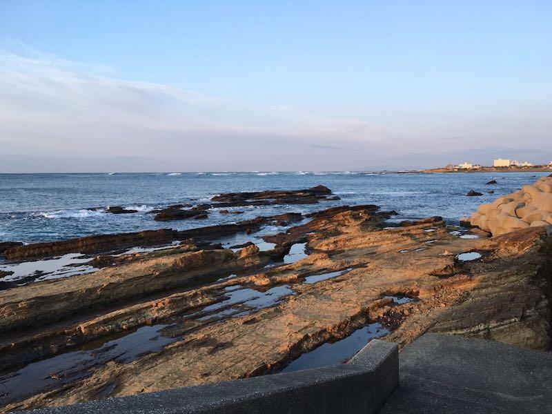 乙浜港の釣り場24