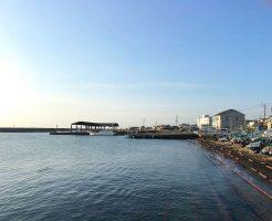 千倉港平舘港の釣り場08
