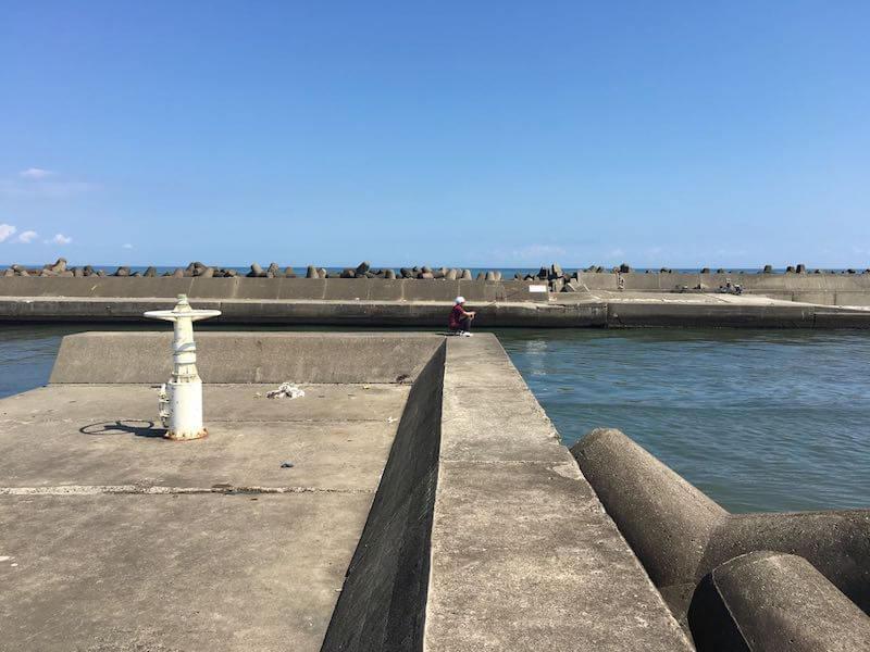 片貝港の釣り場15