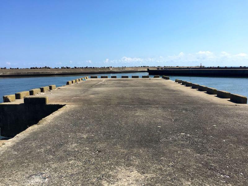 片貝港の釣り場21