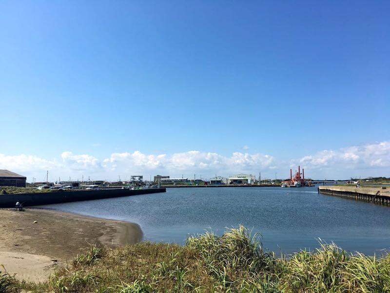 片貝港の釣り場24