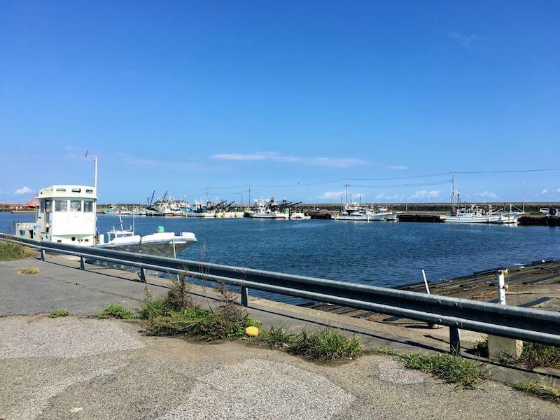 片貝港の釣り場41
