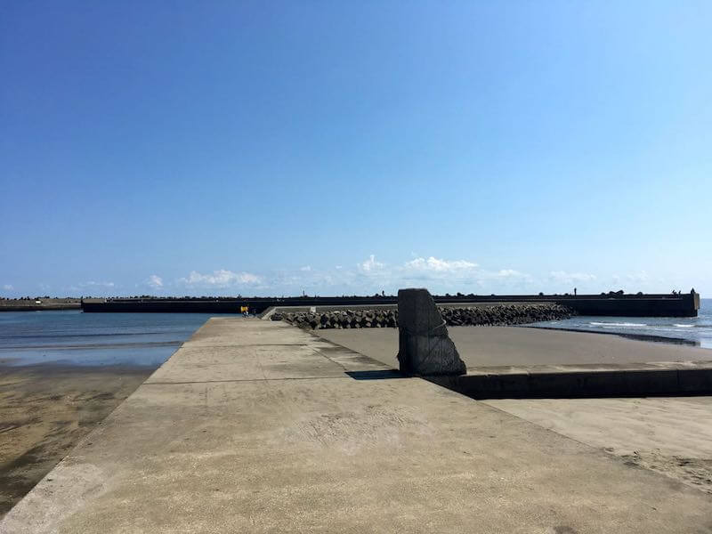 片貝港の釣り場19