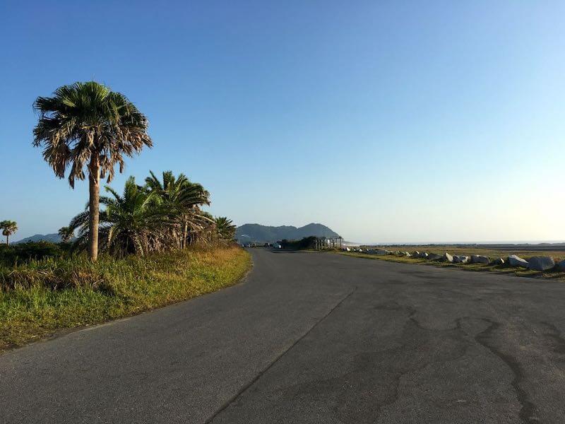 夷隅川河口の釣り場13