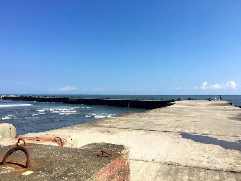 片貝港の釣り場28