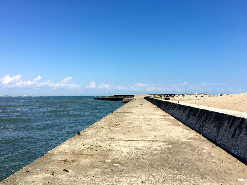 太東港の釣り場27