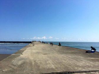 片貝港の釣り場29