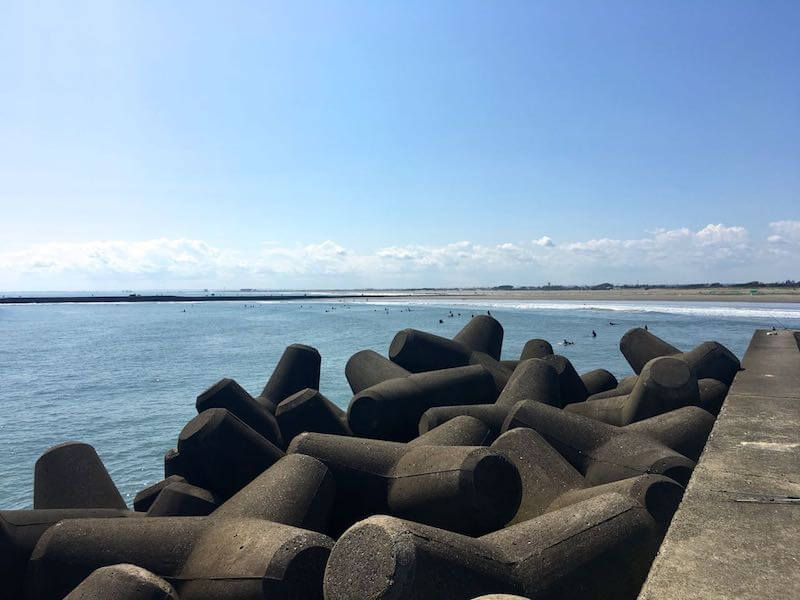 片貝港の釣り場14
