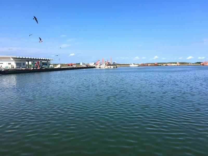 片貝港の釣り場40