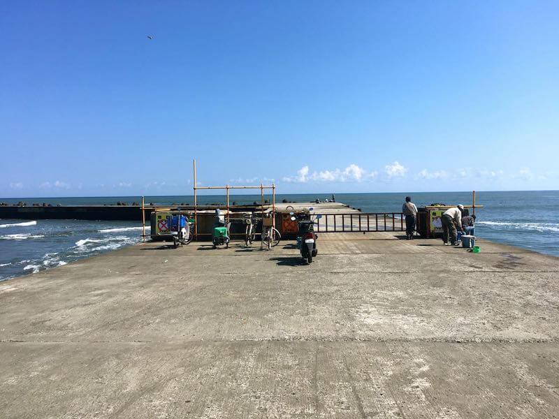 片貝港の釣り場27