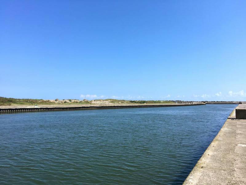 片貝港の釣り場23