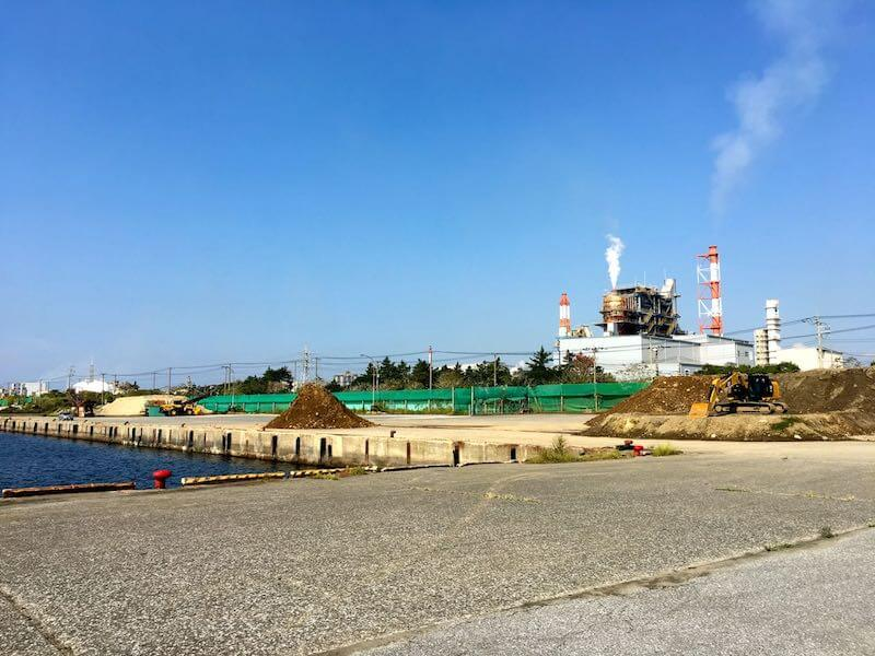 長浦港の釣り場20