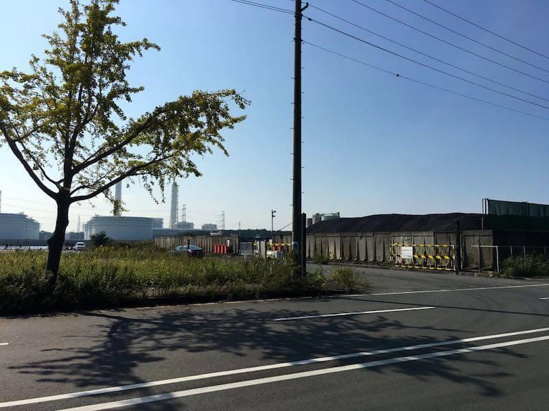 長浦港の釣り場18