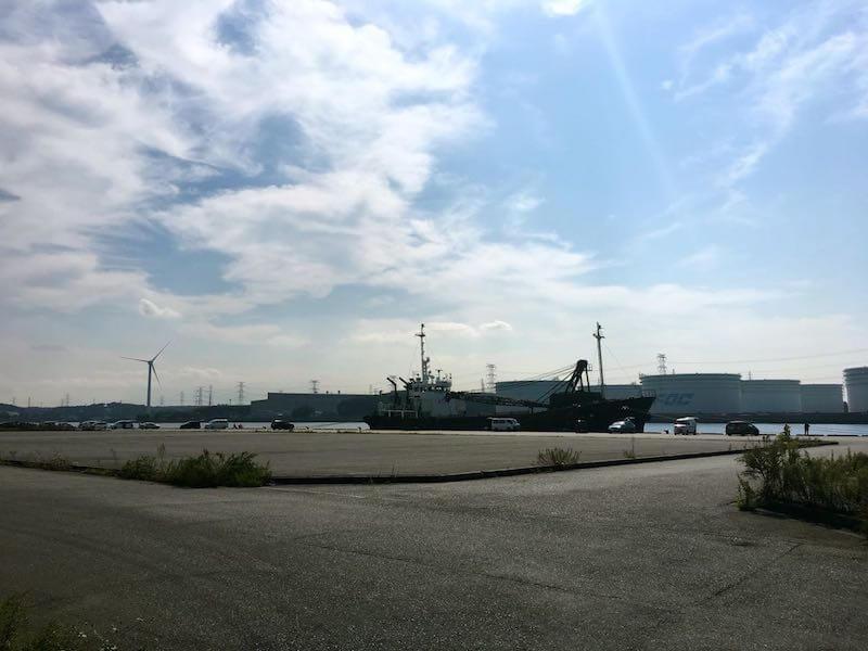 長浦港の釣り場11