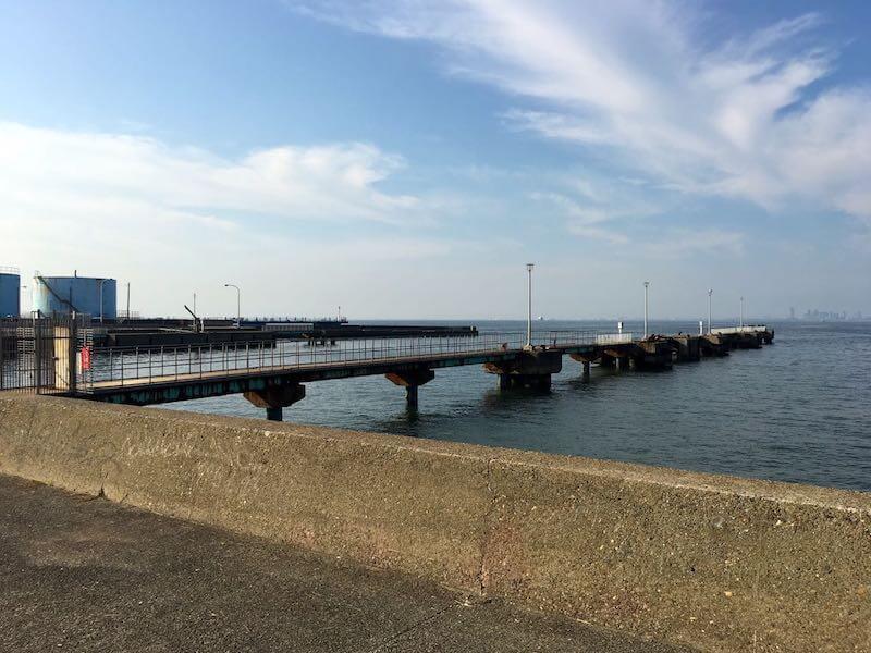 養老川河口の釣り場21