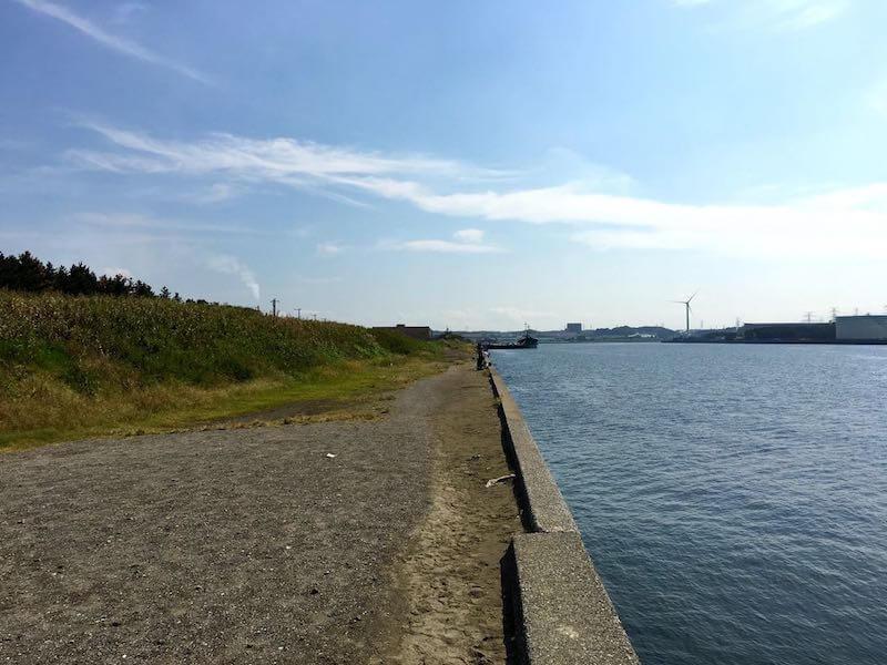 長浦港の釣り場05