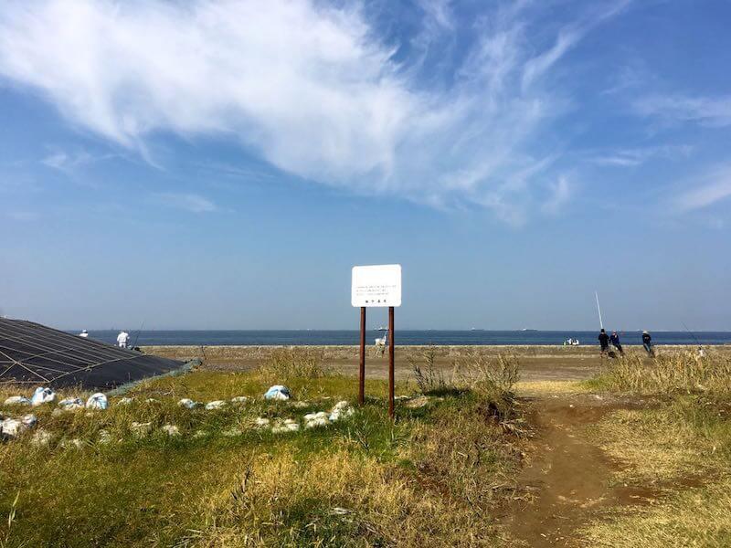 長浦港の釣り場02