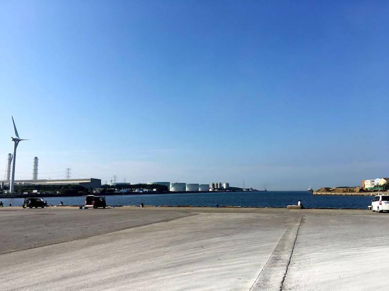 長浦港の釣り場24