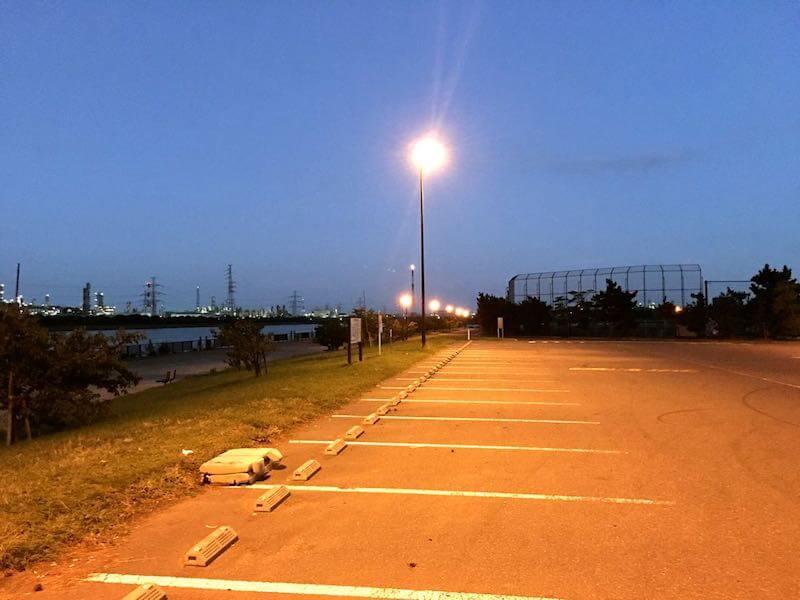養老川河口の釣り場05