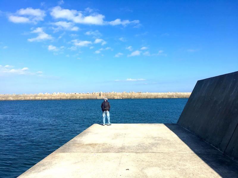 黒生港の釣り場13