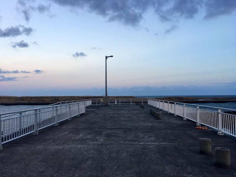 飯岡港の釣り場38