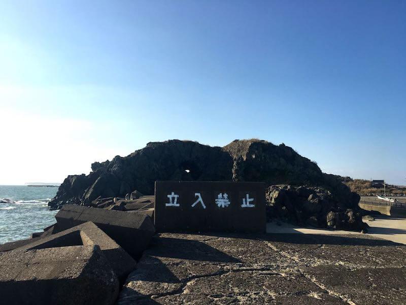 外川港の釣り場31