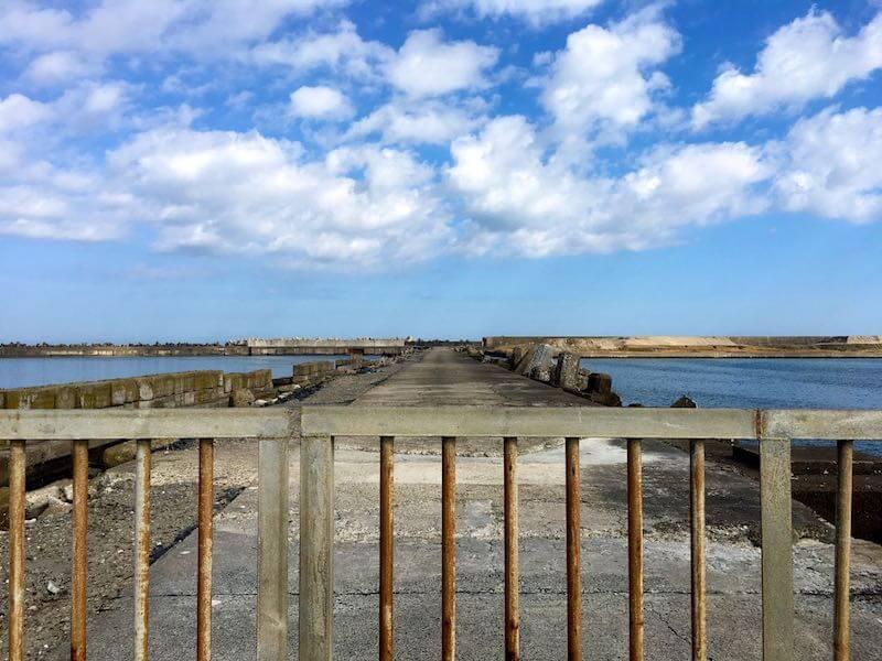 銚子外港の釣り場17