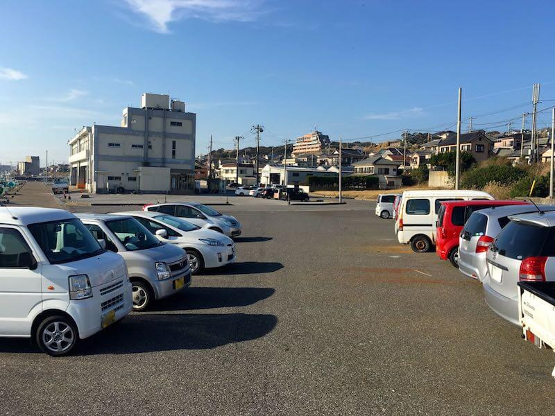 外川港の釣り場01