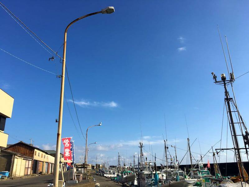 外川港の釣り場09