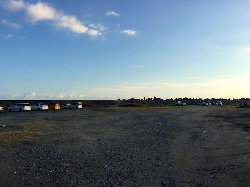 飯岡港の釣り場02