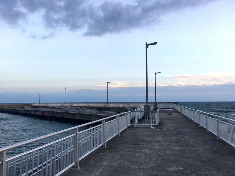 飯岡港の釣り場36