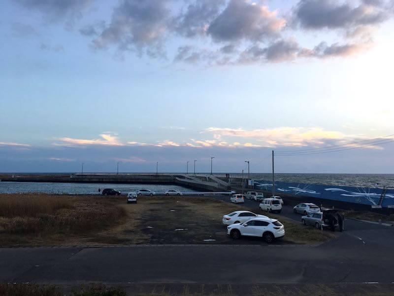 飯岡港の釣り場31