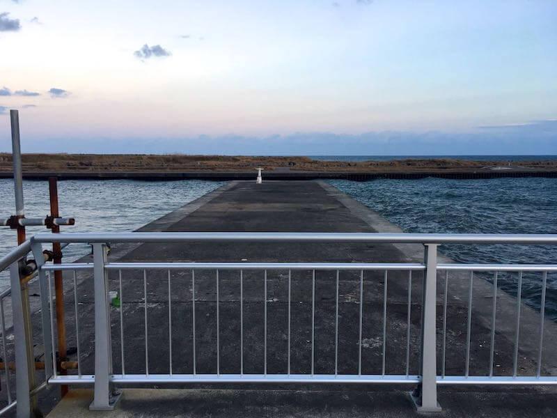 飯岡港の釣り場39