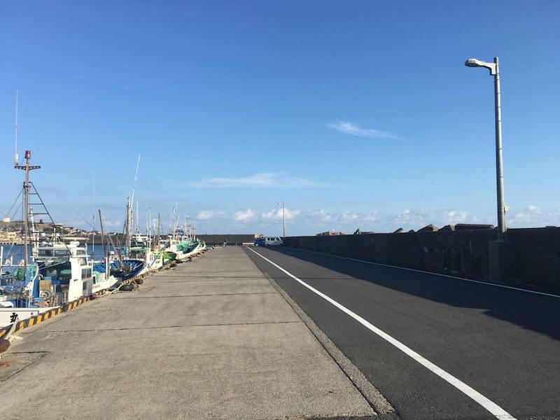 外川港の釣り場27