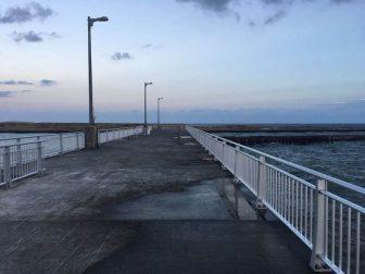 飯岡港の釣り場37