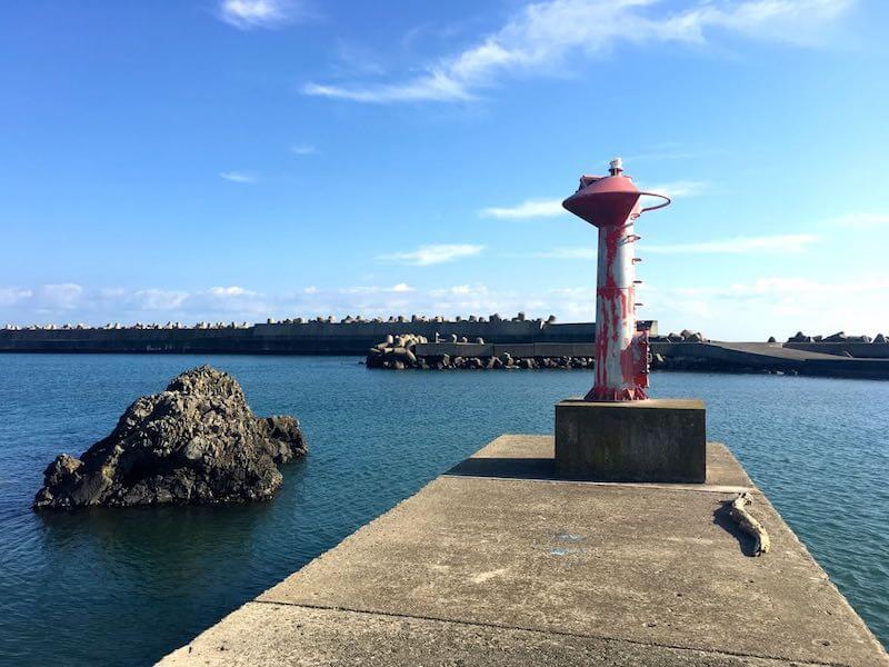 黒生港の釣り場18