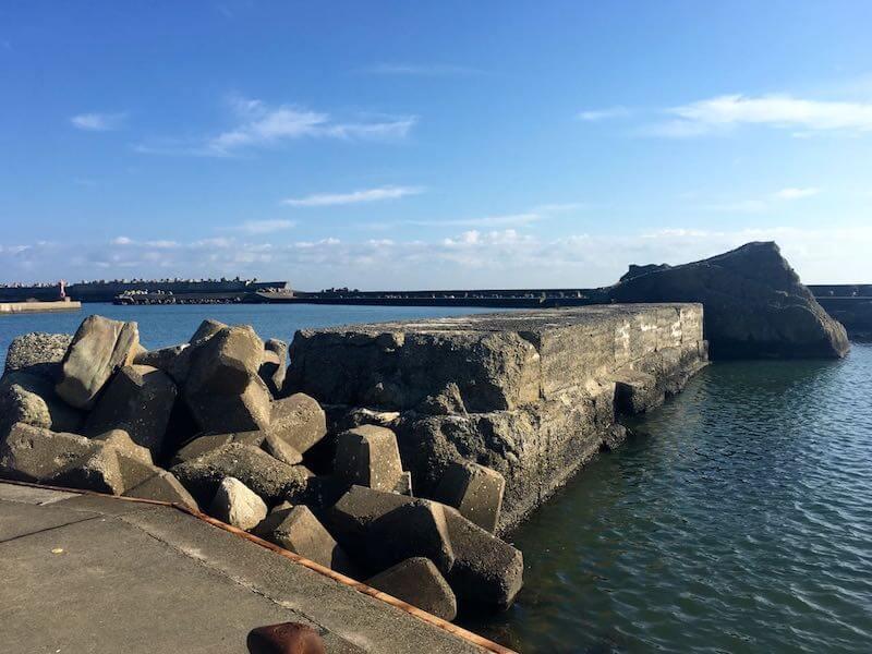 黒生港の釣り場19