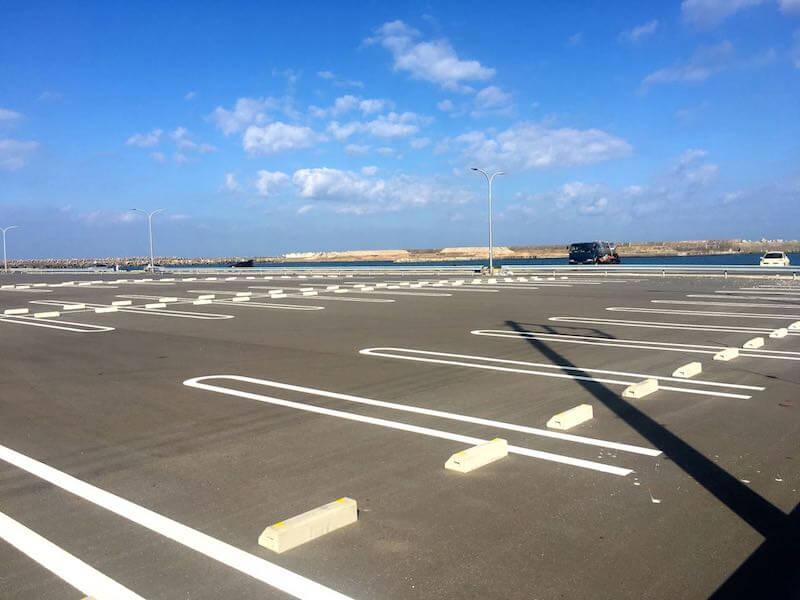 銚子外港の釣り場25
