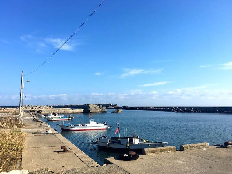 黒生港の釣り場21