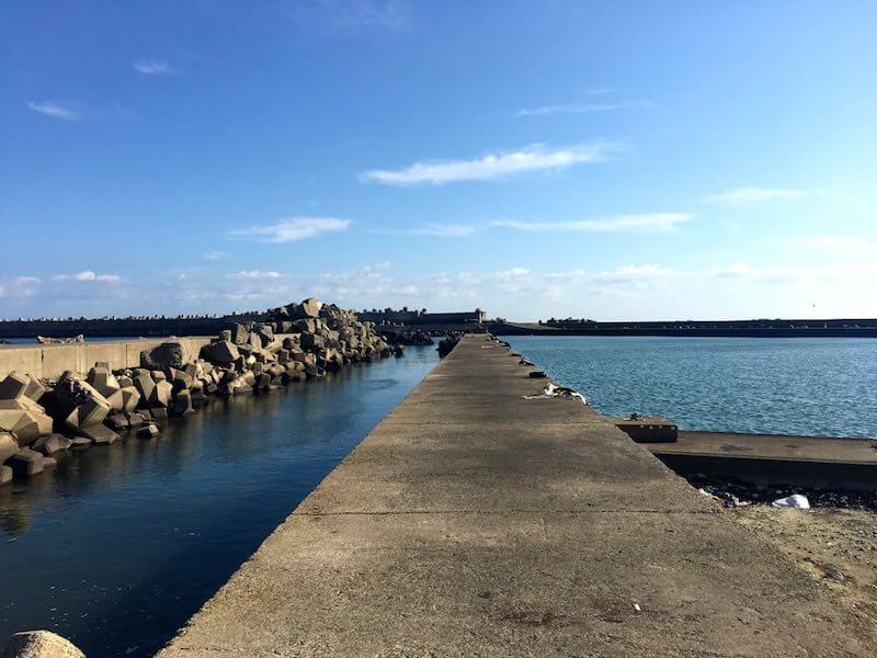 黒生港の釣り場17